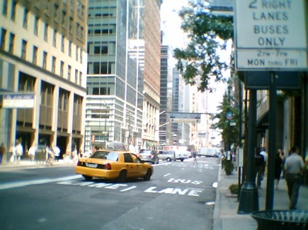 Madison Ave near 44th