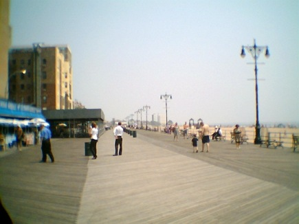 View from the Boardwalk#1