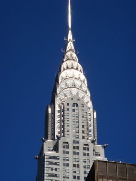 The Chrysler Building from 2nd Avenue
