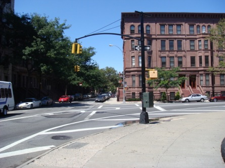 Neighborhood near Marcus Garvey Park (124th St, between 5th Avenue and Lenox Ave)