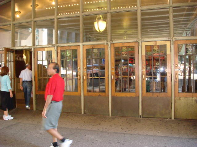 Grand Central Terminal front door & Grand Central Terminal (Grand Central Station) | Famous Ankles
