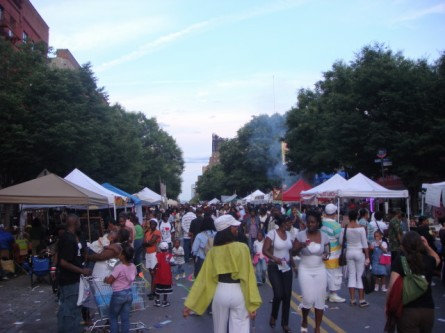 Harlem Street Party 4