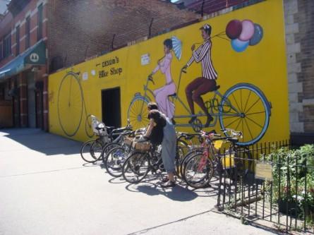 Dixon's bikeshop