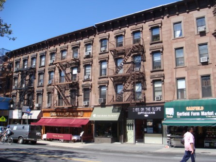 Park Slope buildings