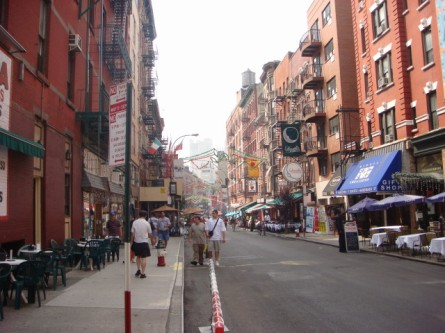 Mulberry St. 1