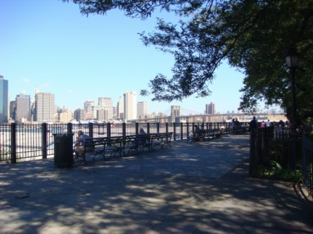 Brooklyn Heights Promenade 13