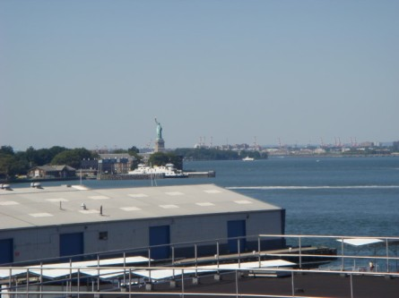 Promenade View 15 - Statue of Liberty