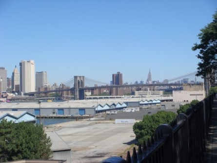 Promenade view 18 - Brooklyn Bridge