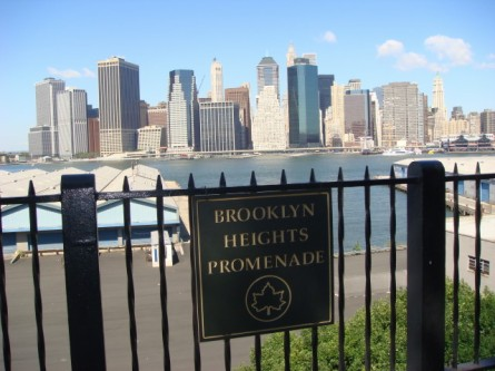 Brooklyn Heights Promenade 1
