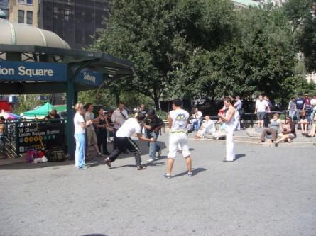 Brazilian martialart