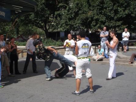 Union Square - Capoeira5