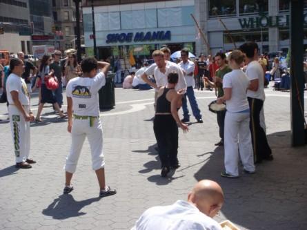 Brazilian Capoeira12