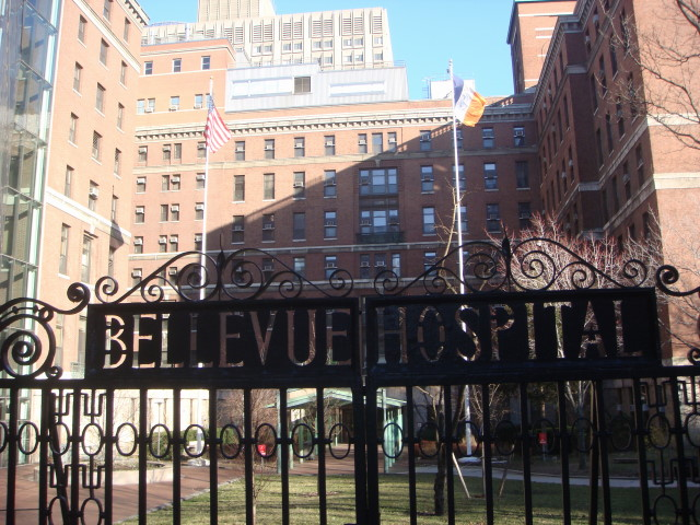 Bellevue Hospital Famous Ankles
