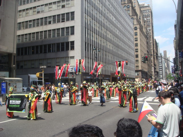 Philippines Independence Day Parade – Part 3 | Famous Ankles